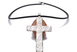 Croix masculine Création Bijoi