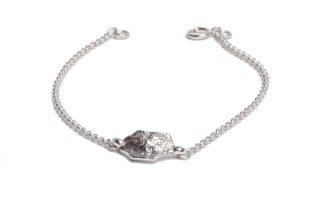 bracelet fin argent massif 925 - création bijoi