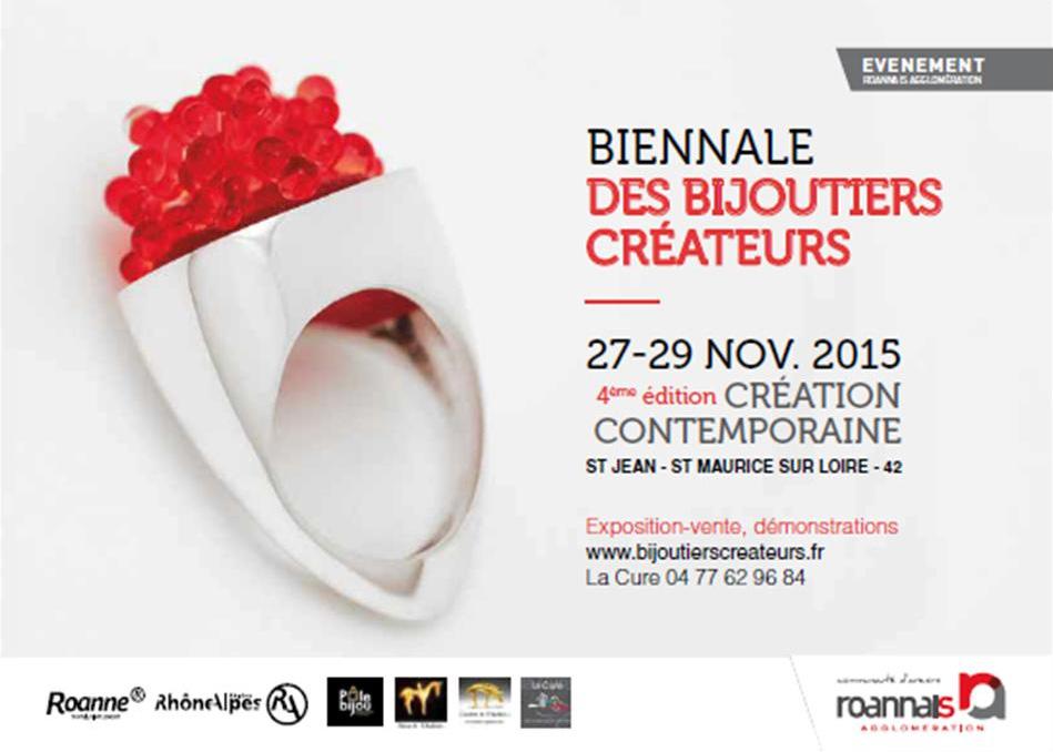 Biennale des Bijoutiers Créateurs