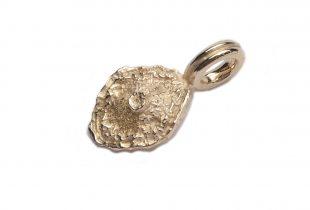 médaille or bijoi